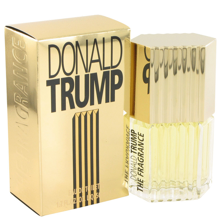 Donald Trump Cologne by Donald Trump 50 ml EDT Spay for Men