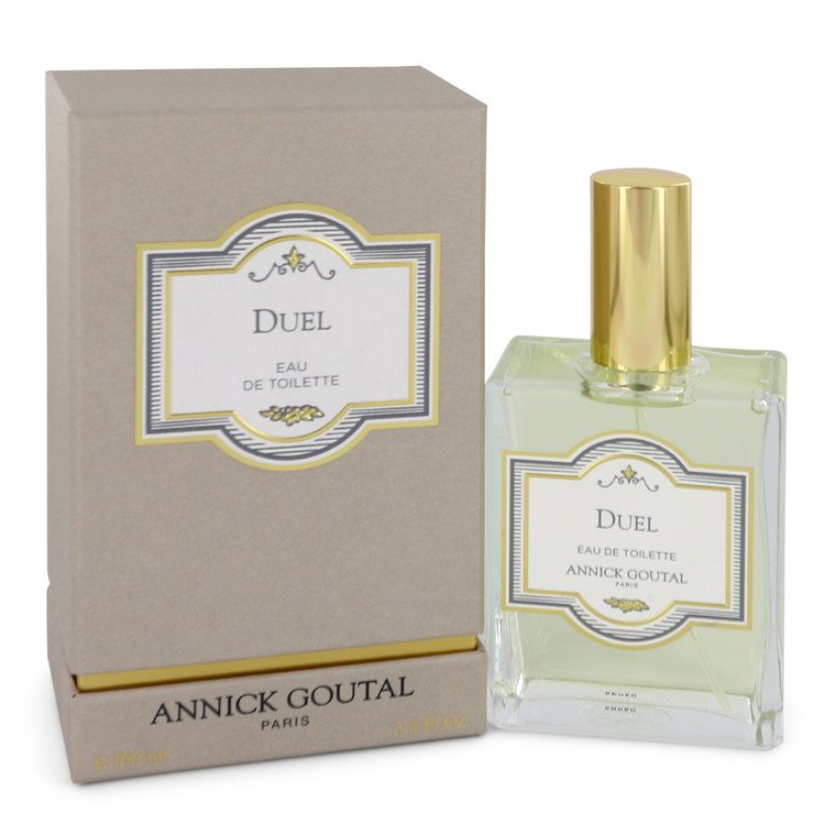 Duel Cologne by Annick Goutal 100 ml Eau De Toilette Spray for Men