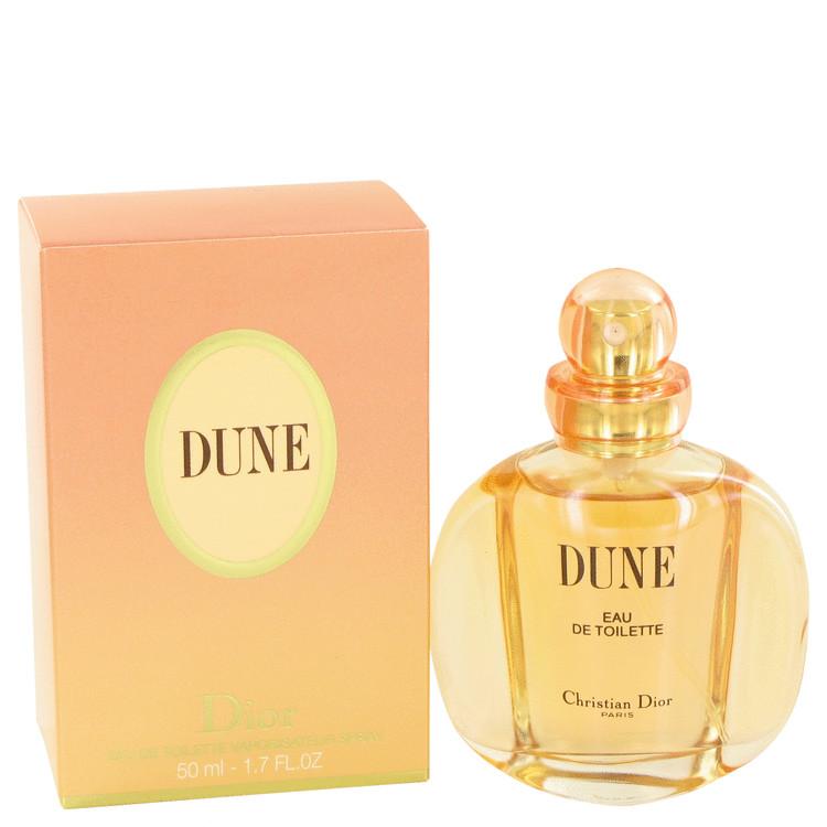 DUNE by Christian Dior for Women Eau De Toilette Spray 1.7 oz