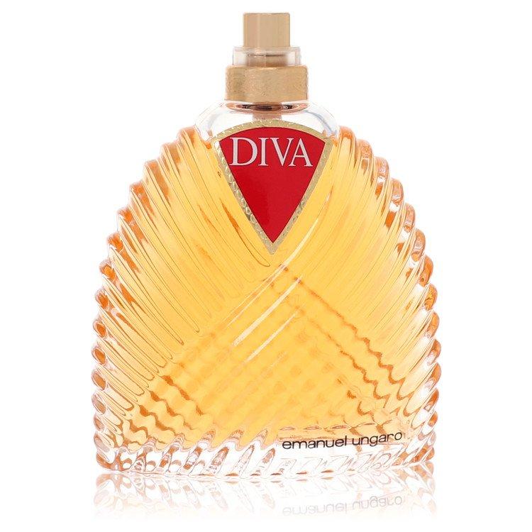 Diva Perfume by Ungaro 100 ml Eau De Toilette Spray (Tester) for Women