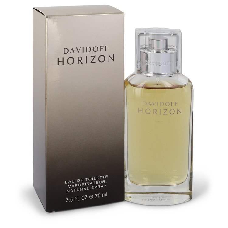 Davidoff Horizon Cologne by Davidoff 75 ml EDT Spay for Men