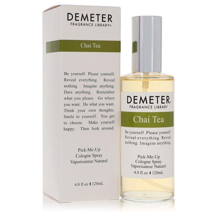 Demeter by Demeter for Women Chai Tea Cologne Spray 4 oz
