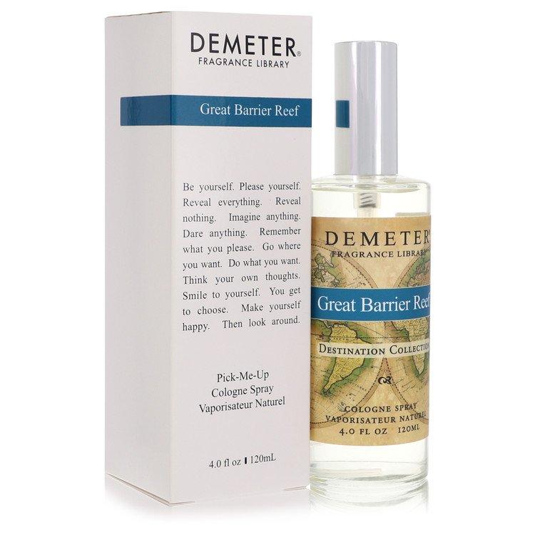 Demeter Great Barrier Reef by Demeter –  Cologne 4 oz 120 ml for Women