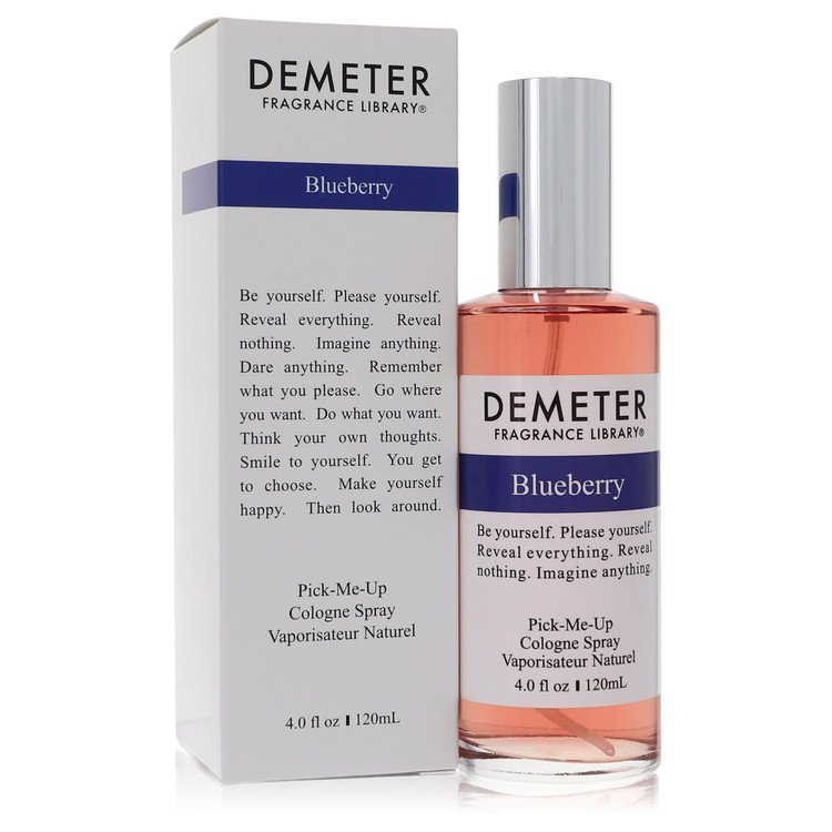 Demeter Perfume by Demeter 120 ml Blueberry Cologne Spray for Women