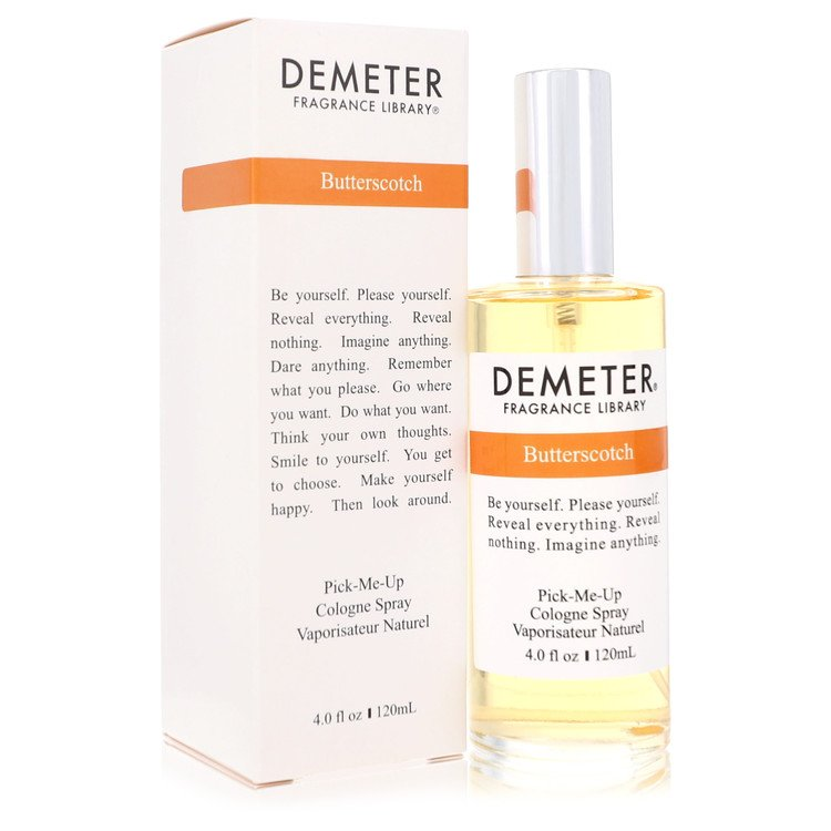 Demeter Perfume by Demeter 4 oz Butterscotch Cologne Spray for Women