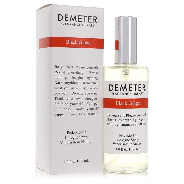 Demeter Perfume 120 ml Black Ginger Cologne Spray (formerly Kahala Black Ginger) for Women