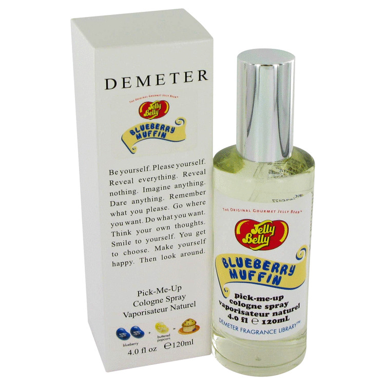 Demeter Perfume 120 ml Blueberry Muffin Cologne Spray for Women