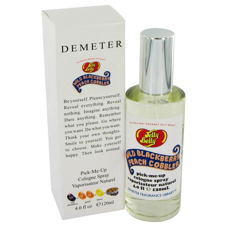 Demeter Perfume 120 ml Wild Blackberry Peach Cobbler Cologne Spray for Women