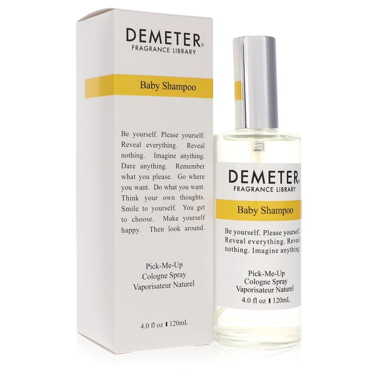 Demeter Perfume by Demeter 120 ml Baby Shampoo Cologne Spray for Women