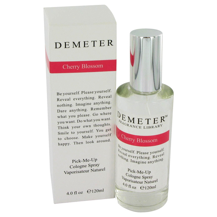 Demeter by Demeter for Women Cherry Blossom Cologne Spray 4 oz