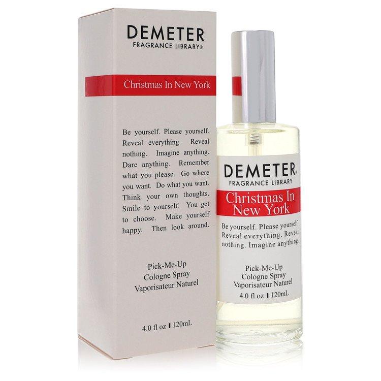 Demeter by Demeter for Women Christmas in New York Cologne Spray 4 oz