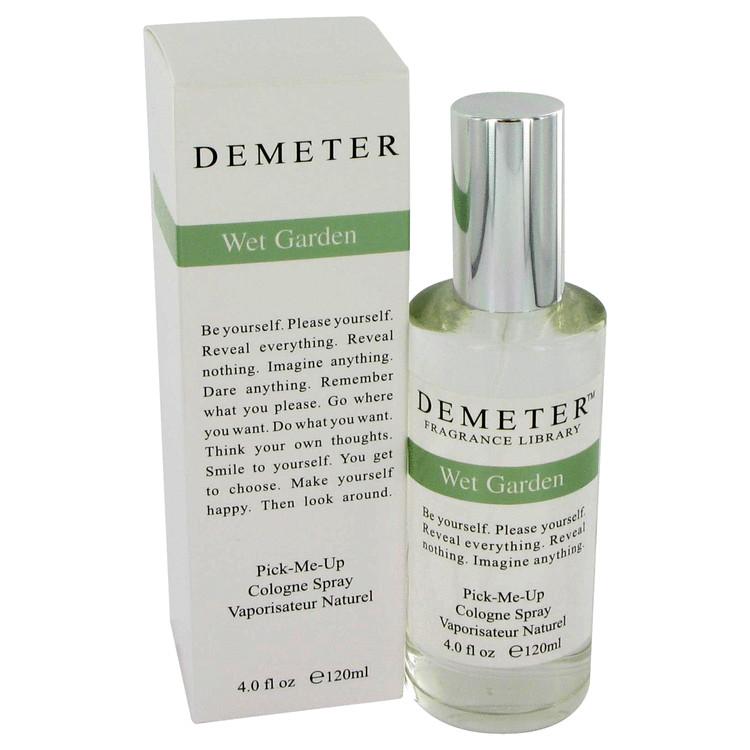 Demeter Perfume by Demeter 4 oz Wet Garden Cologne Spray for Women