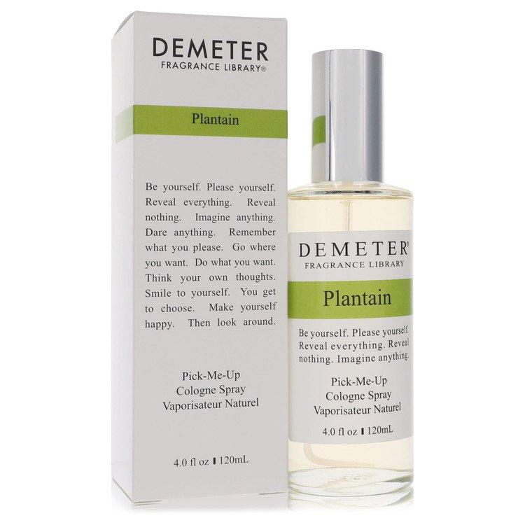 Demeter by Demeter for Women Plantain Cologne Spray 4 oz