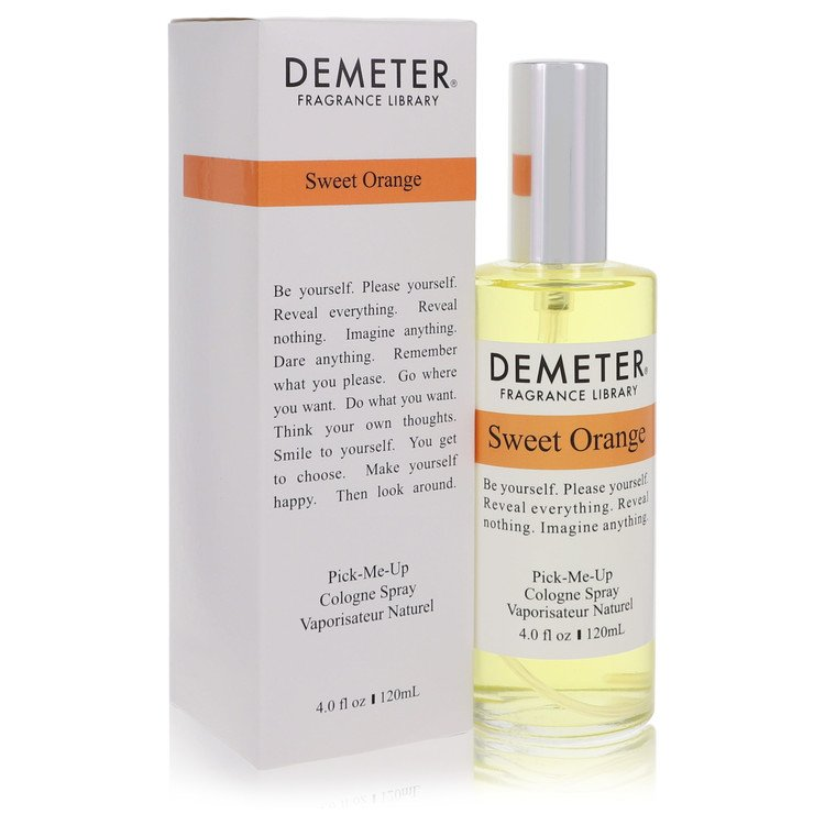 Demeter Sweet Orange Perfume by Demeter 120 ml Cologne Spray for Women