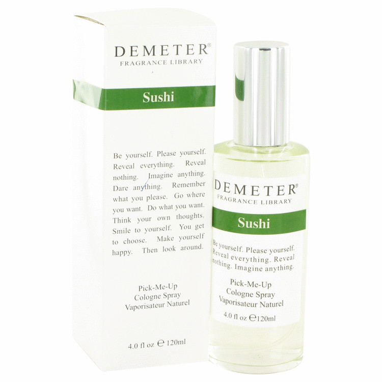 Demeter by Demeter for Women Sushi Cologne Spray 4 oz