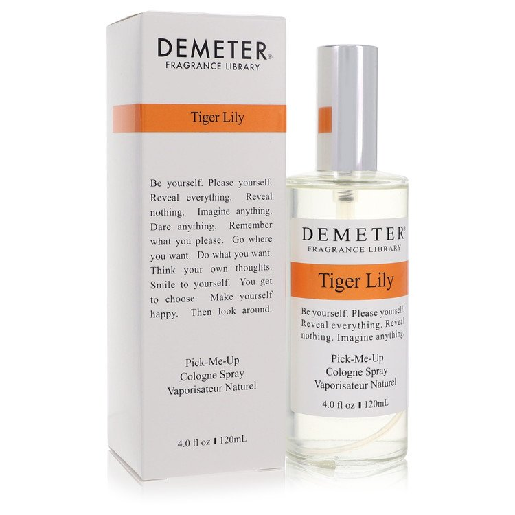 Demeter Perfume by Demeter 120 ml Tiger Lily Cologne Spray for Women