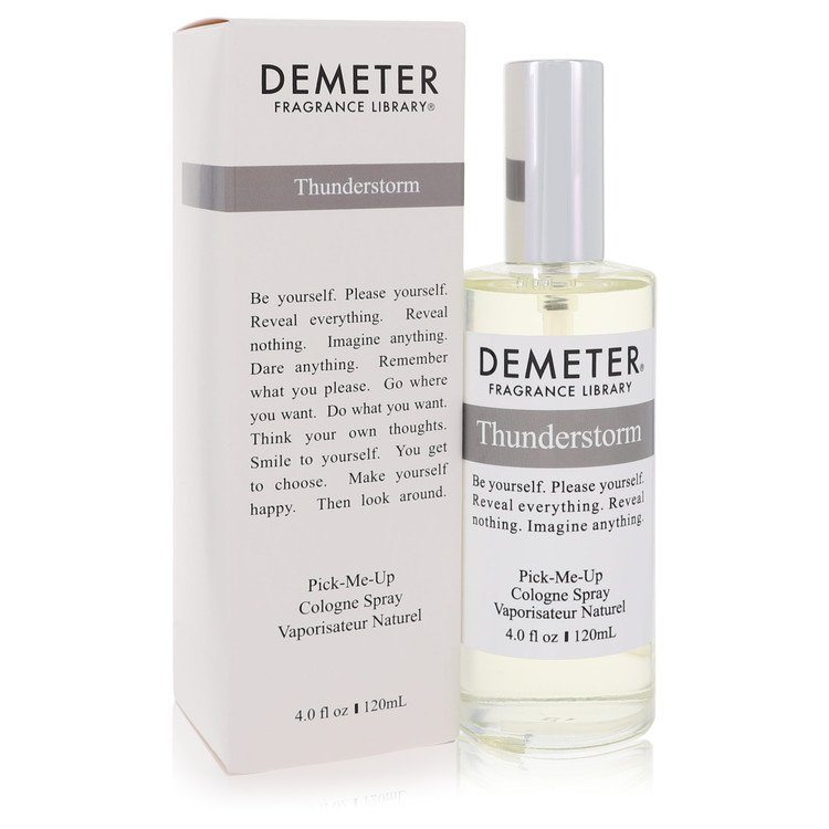 Demeter Perfume by Demeter 120 ml Thunderstorm Cologne Spray for Women