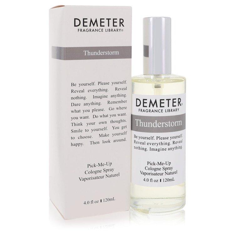 Demeter Perfume by Demeter 4 oz Thunderstorm Cologne Spray for Women