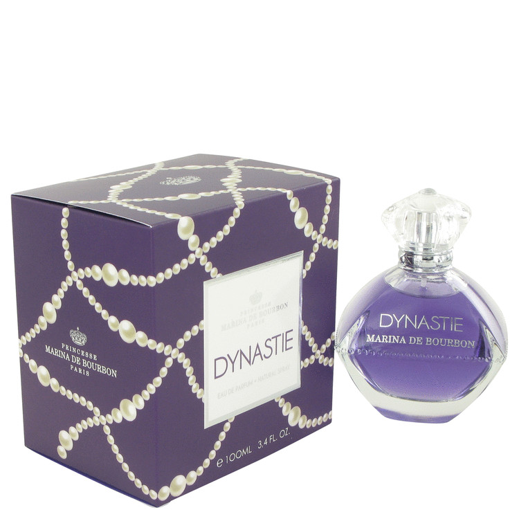 Marina De Bourbon Dynastie Perfume 100 ml EDP Spay for Women