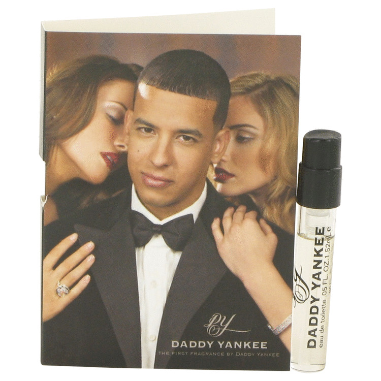 Daddy Yankee by Daddy Yankee Vial (sample) .05 oz