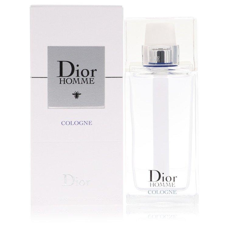 Dior Homme by Christian Dior –  Eau De Cologne Spray 2.5 oz 75 ml for Men