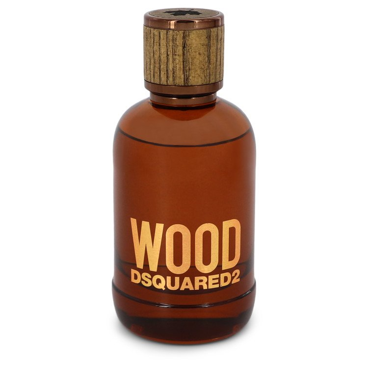 Dsquared2 Wood by Dsquared2 Men's Eau De Toilette Spray (unboxed) 3.4 oz