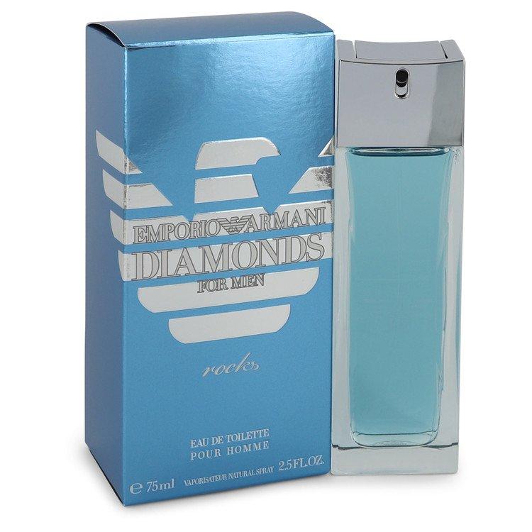 Emporio Armani Diamonds Rocks Cologne 75 ml EDT Spay for Men