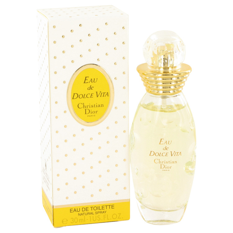 Eau De Dolce Vita Perfume by Christian Dior 30 ml EDT Spay for Women