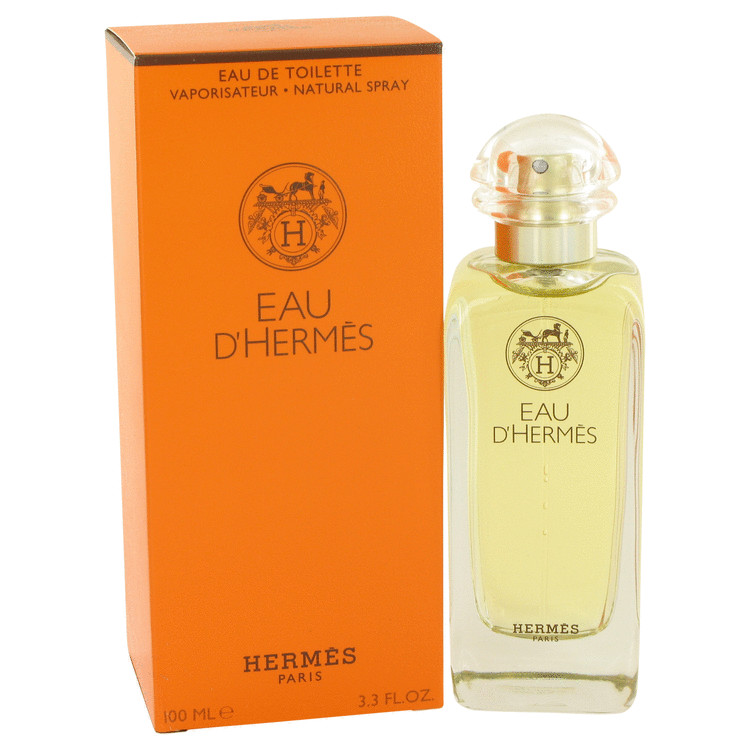 Eau D'hermes Perfume by Hermes 100 ml Eau De Toilette Spray for Women