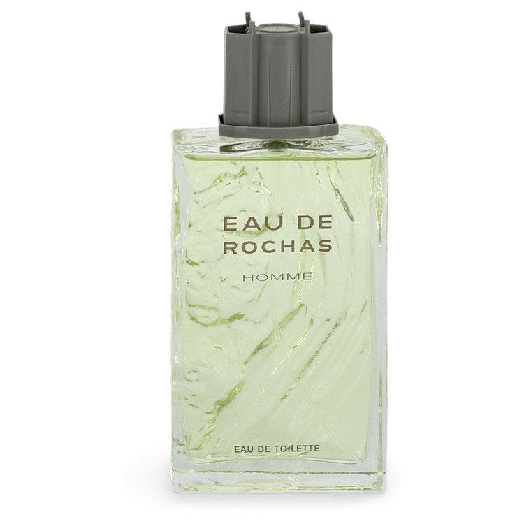 Eau De Rochas Cologne by Rochas 100 ml EDT Spray(Tester) for Men