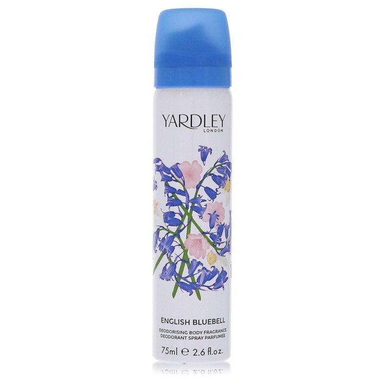 English Bluebell by Yardley London –  Body Spray 2.6 oz 77 ml for Women