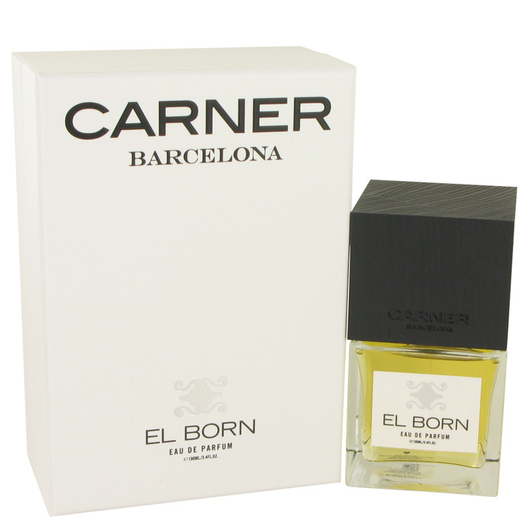 El Born by Carner Barcelona for Women Eau De Parfum Spray 3.4 oz