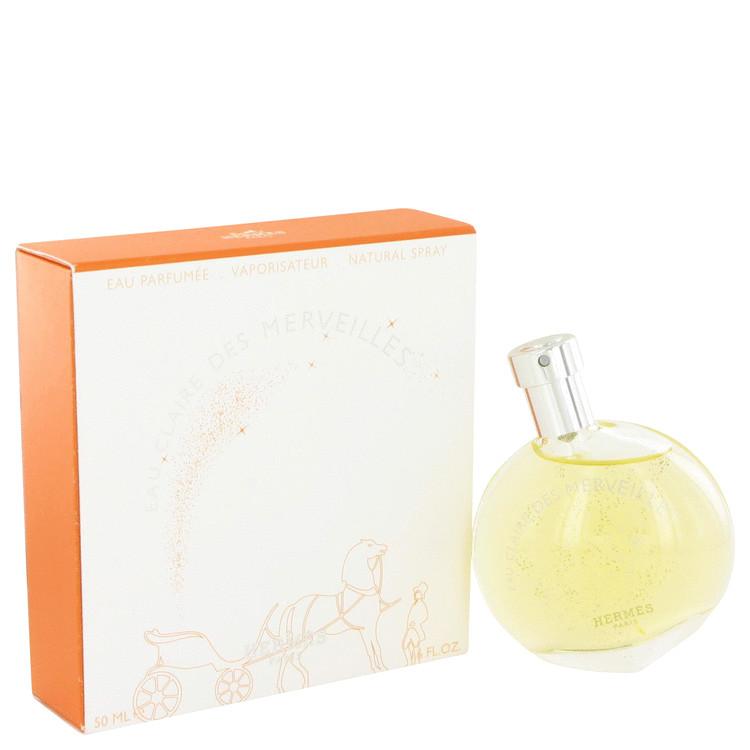 Eau Claire Des Merveilles Perfume by Hermes 50 ml EDP Spay for Women