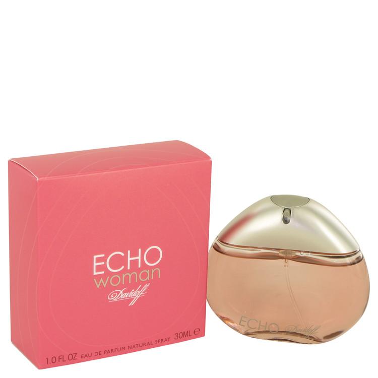 Echo Perfume by Davidoff 30 ml Eau De Parfum Spray for Women
