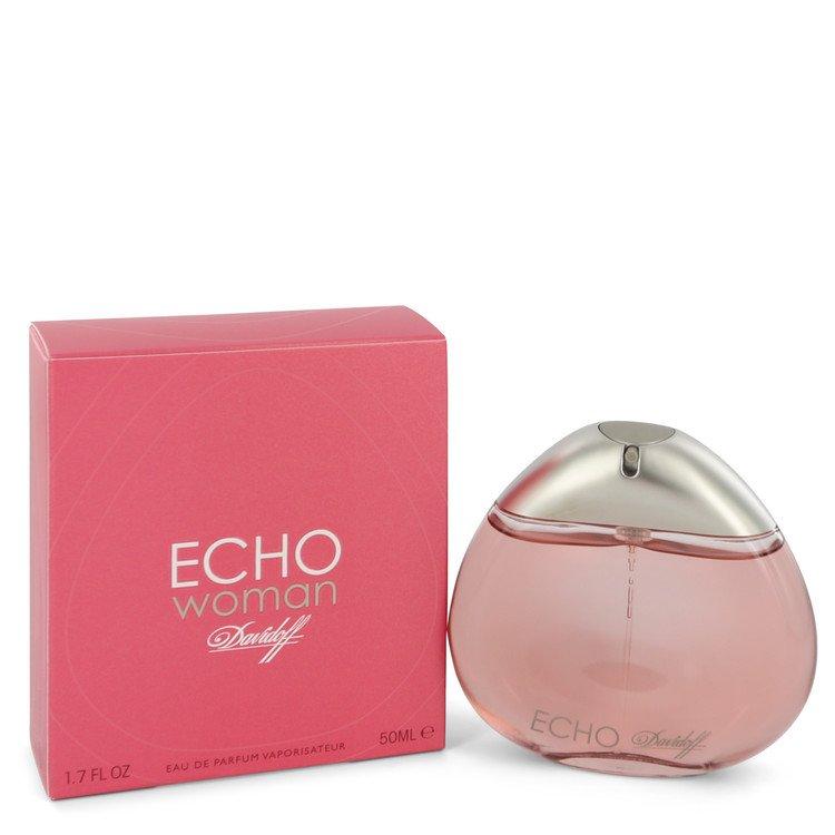 Echo Perfume by Davidoff 50 ml Eau De Parfum Spray for Women