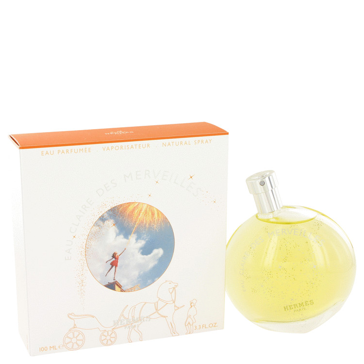 Eau Claire Des Merveilles Perfume 100 ml Eau De Toilette Spray (Eau Parfumee) for Women