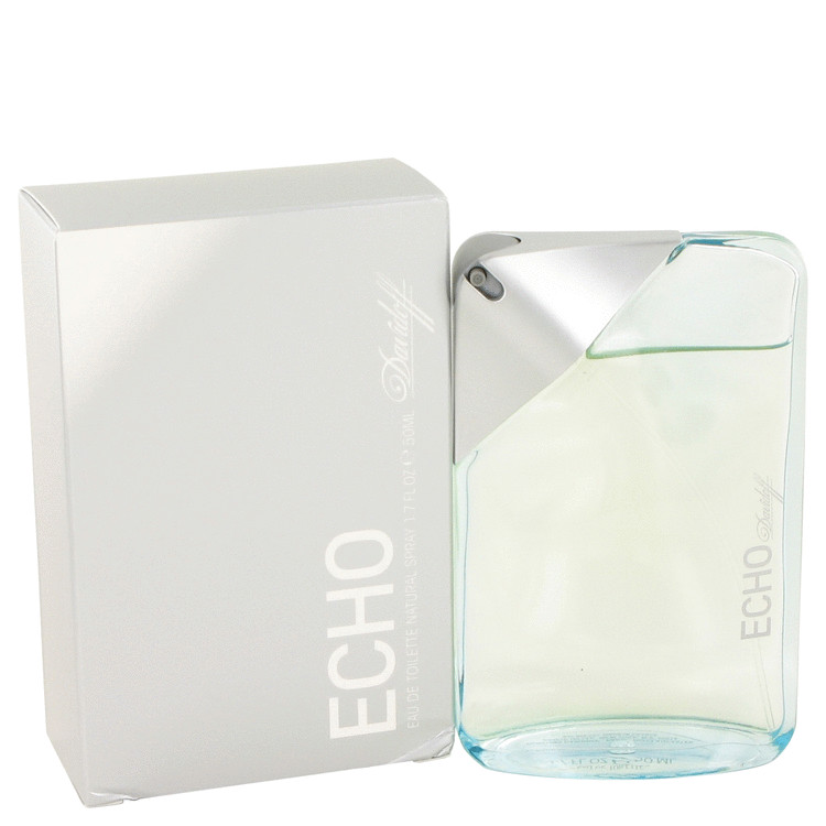 Echo by Davidoff for Men Eau De Toilette Spray 1.7 oz