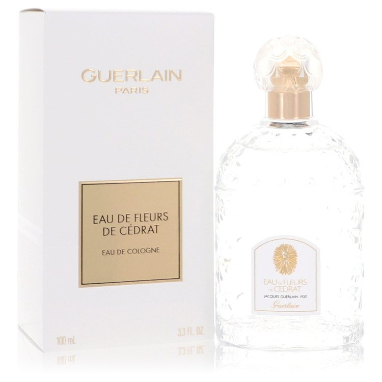 Eau De Fleurs De Cedrat Perfume by Guerlain 100 ml EDT Spay for Women