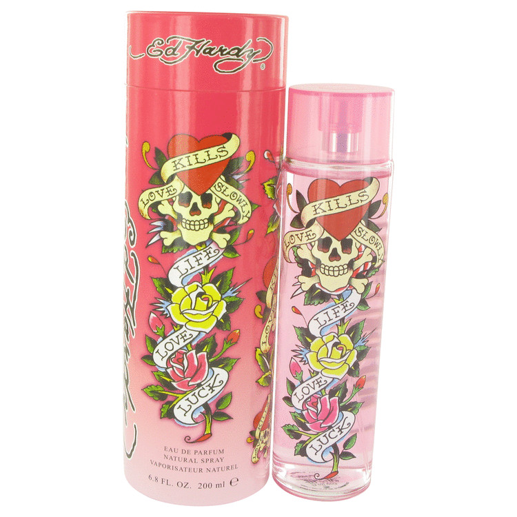 Ed Hardy Perfume by Christian Audigier 200 ml EDP Spay for Women