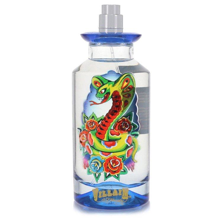Ed Hardy Villain Cologne 125 ml EDT Spray(Tester) for Men