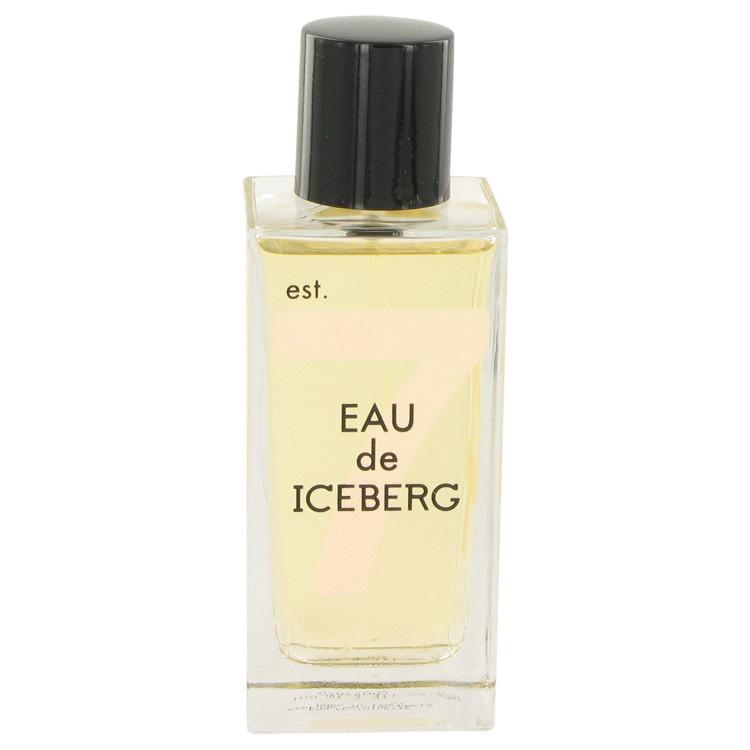Eau De Iceberg Perfume 100 ml Eau De Toilette Spray (unboxed) for Women