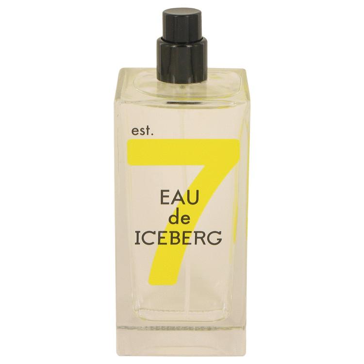 Eau De Iceberg Sandalwood Cologne 100 ml EDT Spray(Tester) for Men