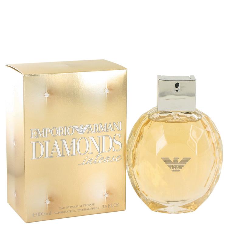 Emporio Armani Diamonds Intense Perfume 100 ml EDP Spay for Women