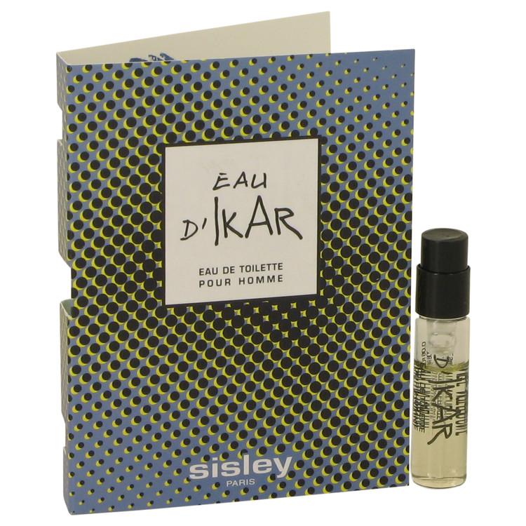 Eau D'Ikar by Sisley for Men Vial (sample) .06 oz