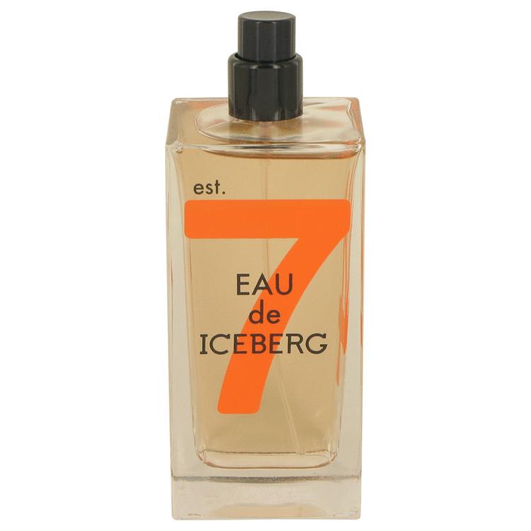 Eau De Iceberg Sensual Musk Perfume 100 ml EDT Spray(Tester) for Women