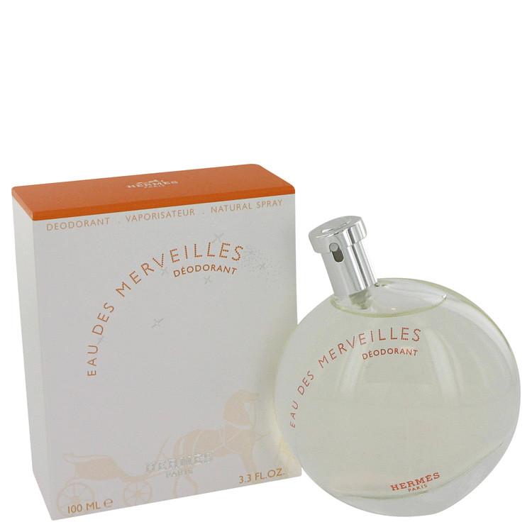 Eau Des Merveilles Deodorant 3.4 oz Deodorant Spray for Women
