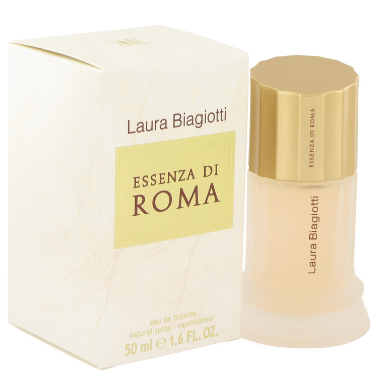 Essenza Di Roma Perfume by Laura Biagiotti 50 ml EDT Spay for Women