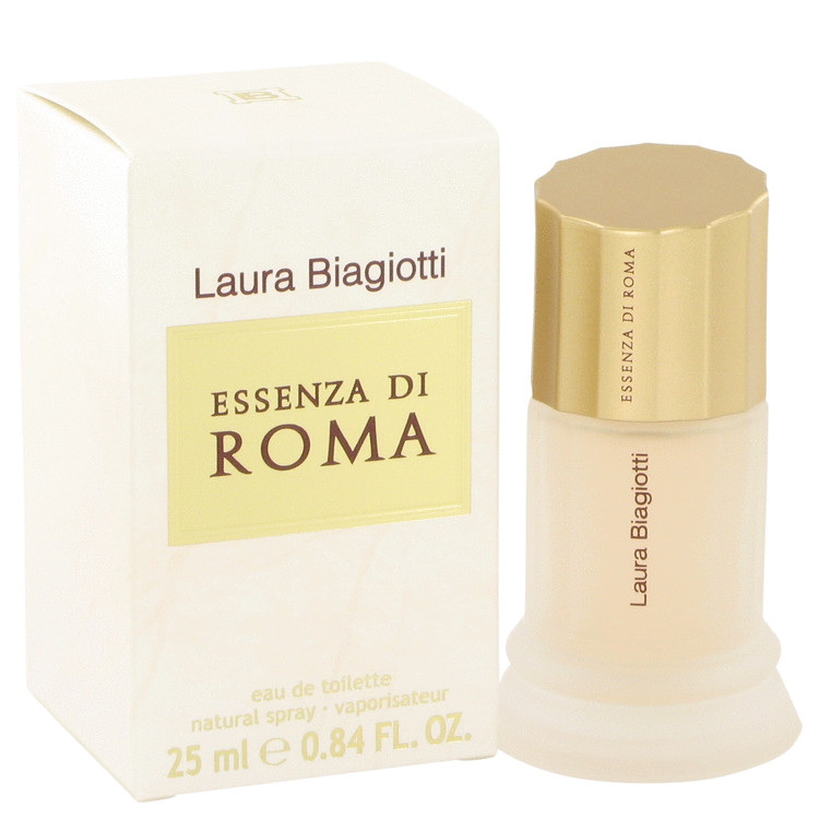 Essenza Di Roma Perfume by Laura Biagiotti 25 ml EDT Spay for Women