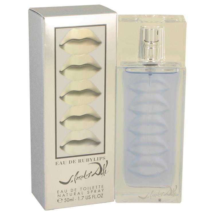 Eau De Ruby Lips Perfume by Salvador Dali 50 ml EDT Spay for Women