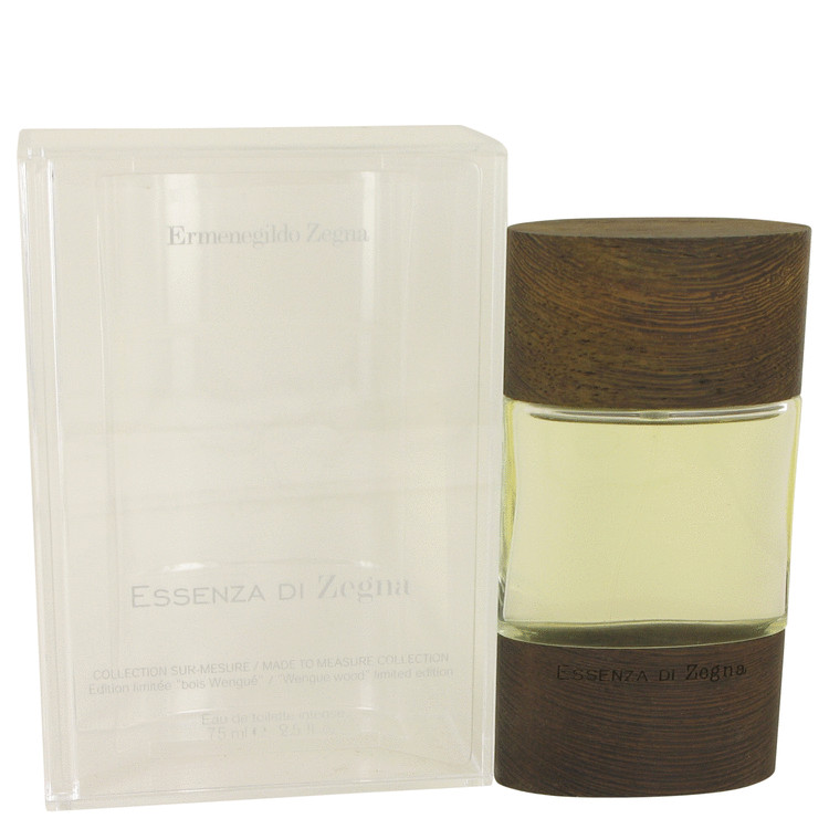 Essenza Di Zegna Cologne 75 ml Eau De Toilette Spray Intense for Men